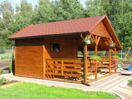 Domki ogrodowe śląsk